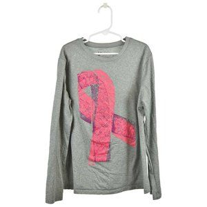 Under Armour Graphic Tees M Grey